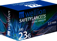 SafetyLancets 23G:  (© )